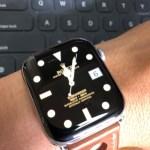 Apple Watchのパロディウォッチフェイス