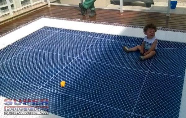 rede de piscina Uberlândia