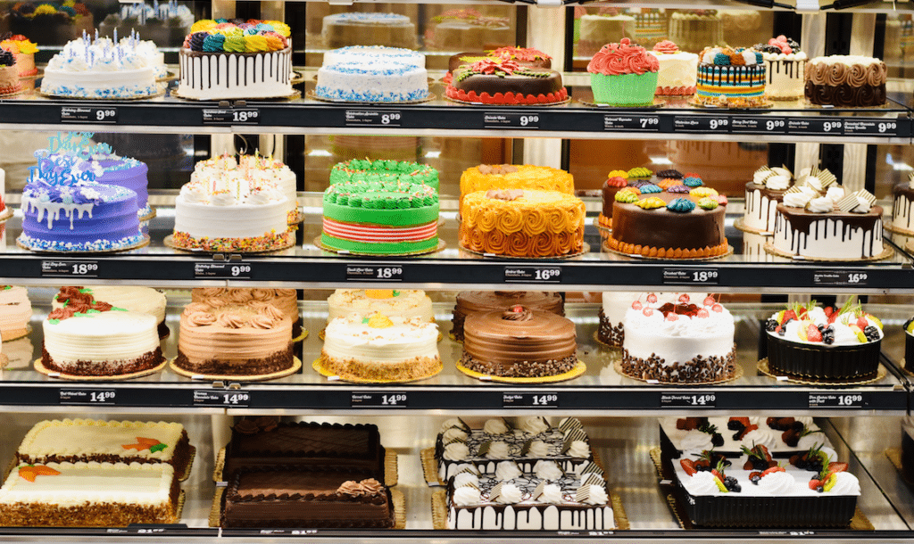 Safeway Bakery Cakes Pastries Artisan Breads And More Super Safeway