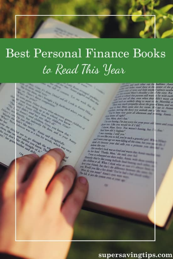Best Personal Finance Books To Read This Year Supe