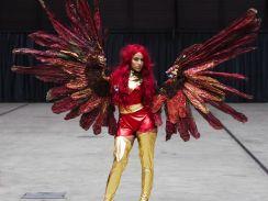 dark phx with wings