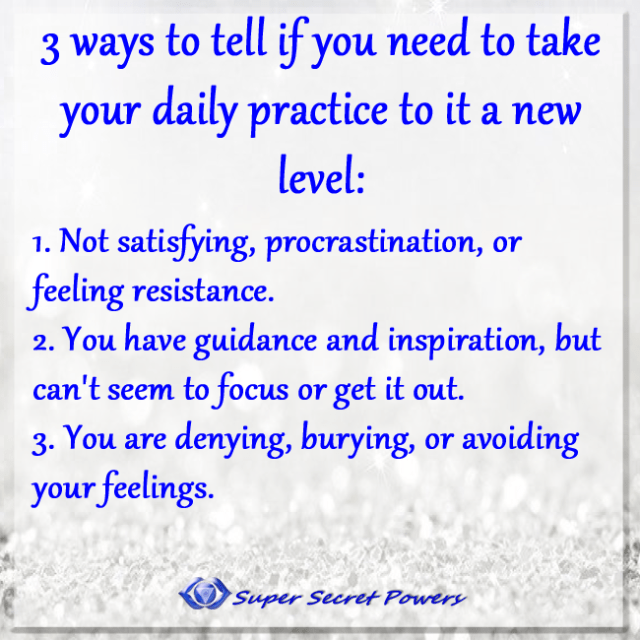 new-level-of-daily-practice