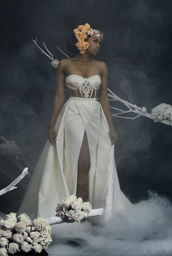 Orapeleng Modutle Style Avenue Creates Stunning Bridal