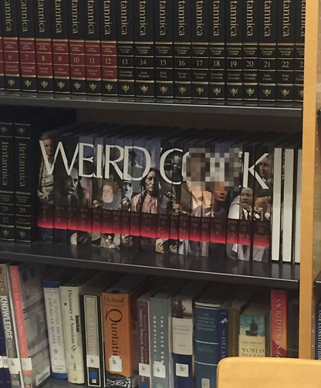 Someone Rearranged The