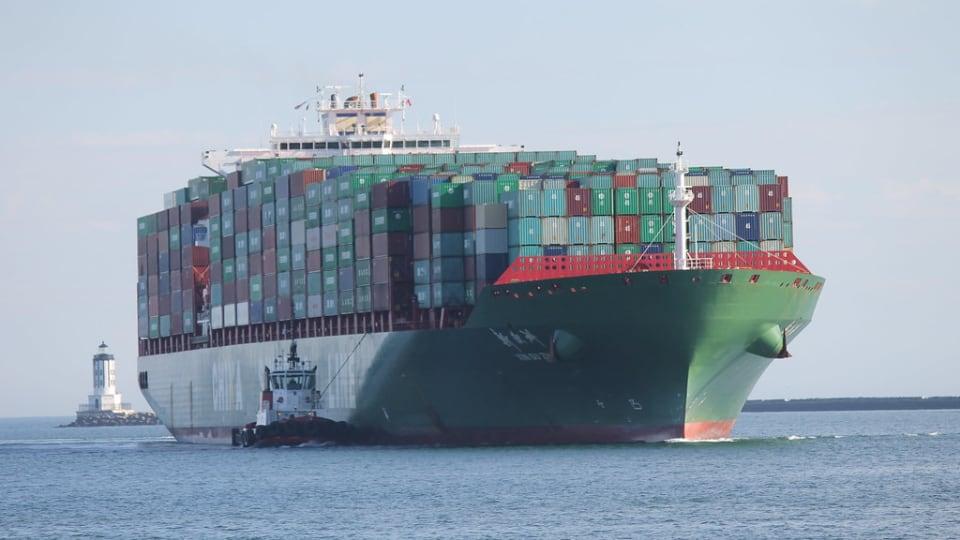 China Shipping Situation