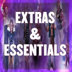 Extras & Essentials
