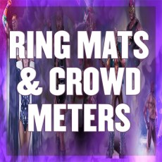 Ring Mats and Crowd Meters
