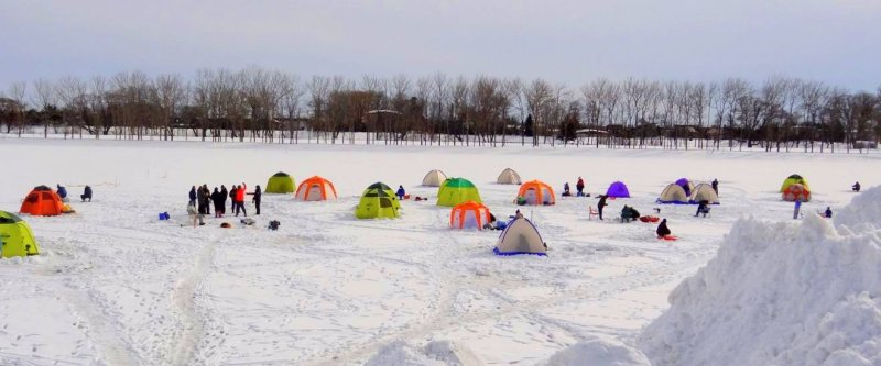 Ice Fishing Hokkaido