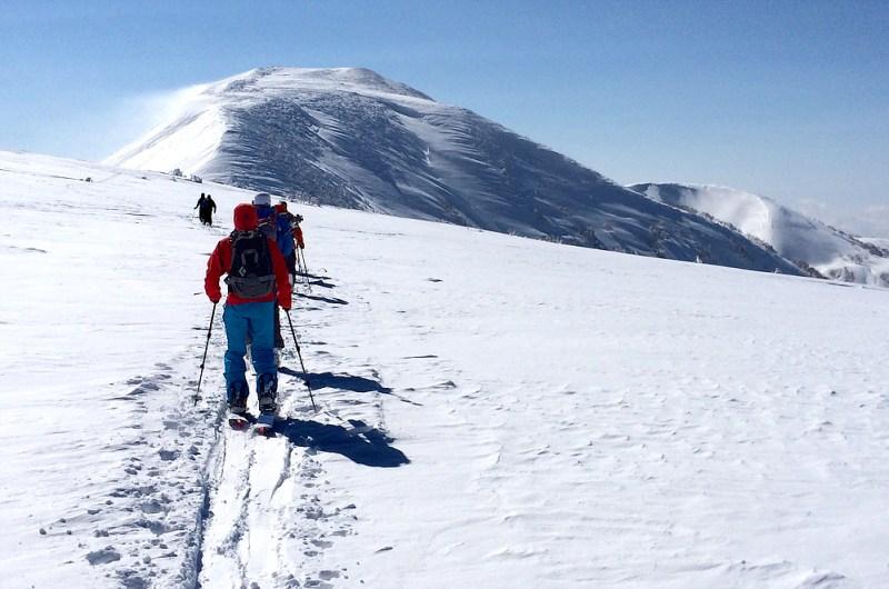 Skiing Hokkaido