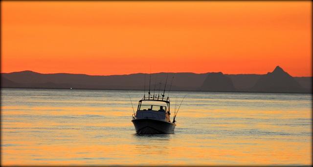 Fishing Shiretoko