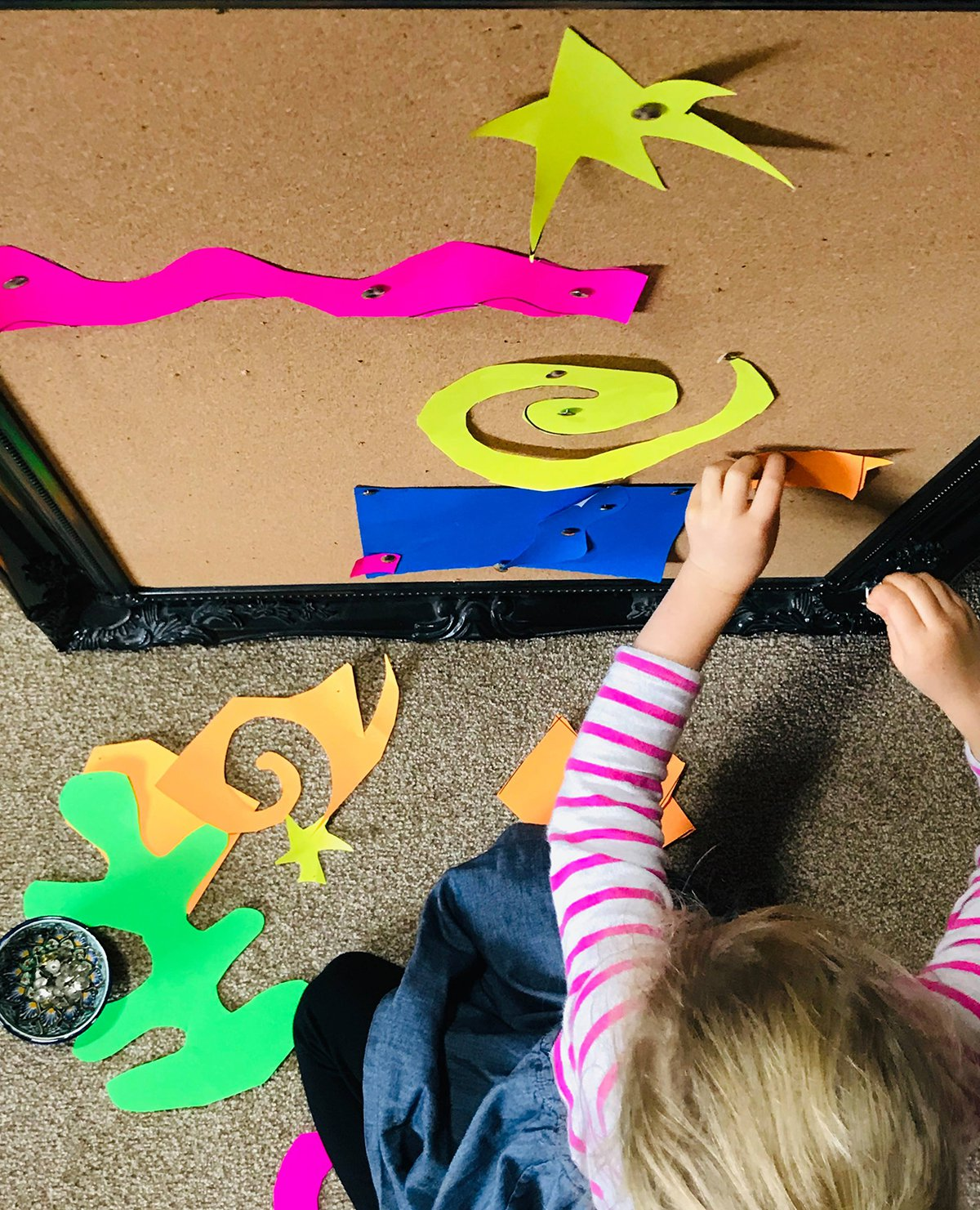 Henri Matisse And His Cut Outs Fine Motor