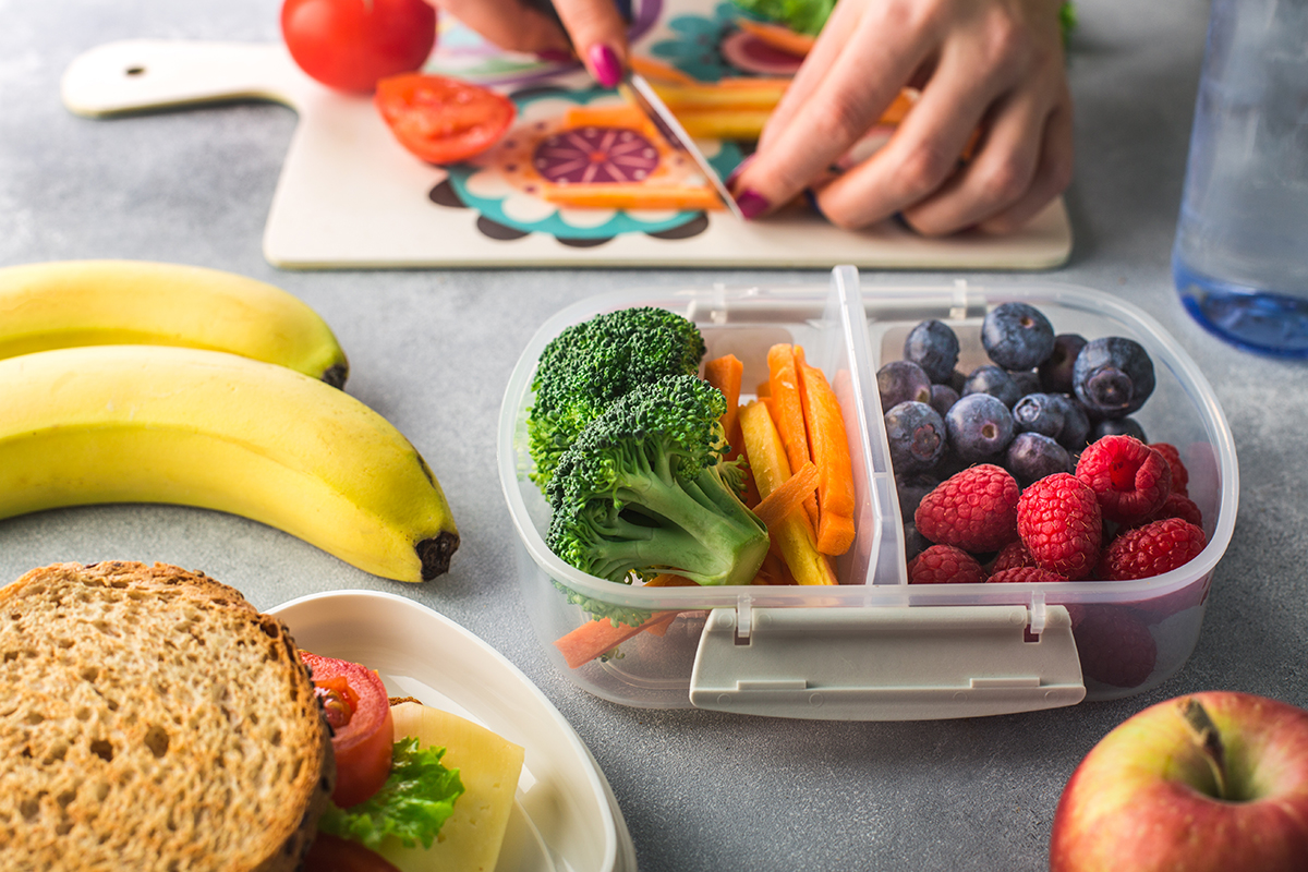 Five Secrets To Lunch Packing Success
