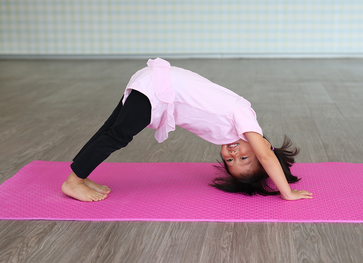 5 Simple Yoga Moves For Toddlers