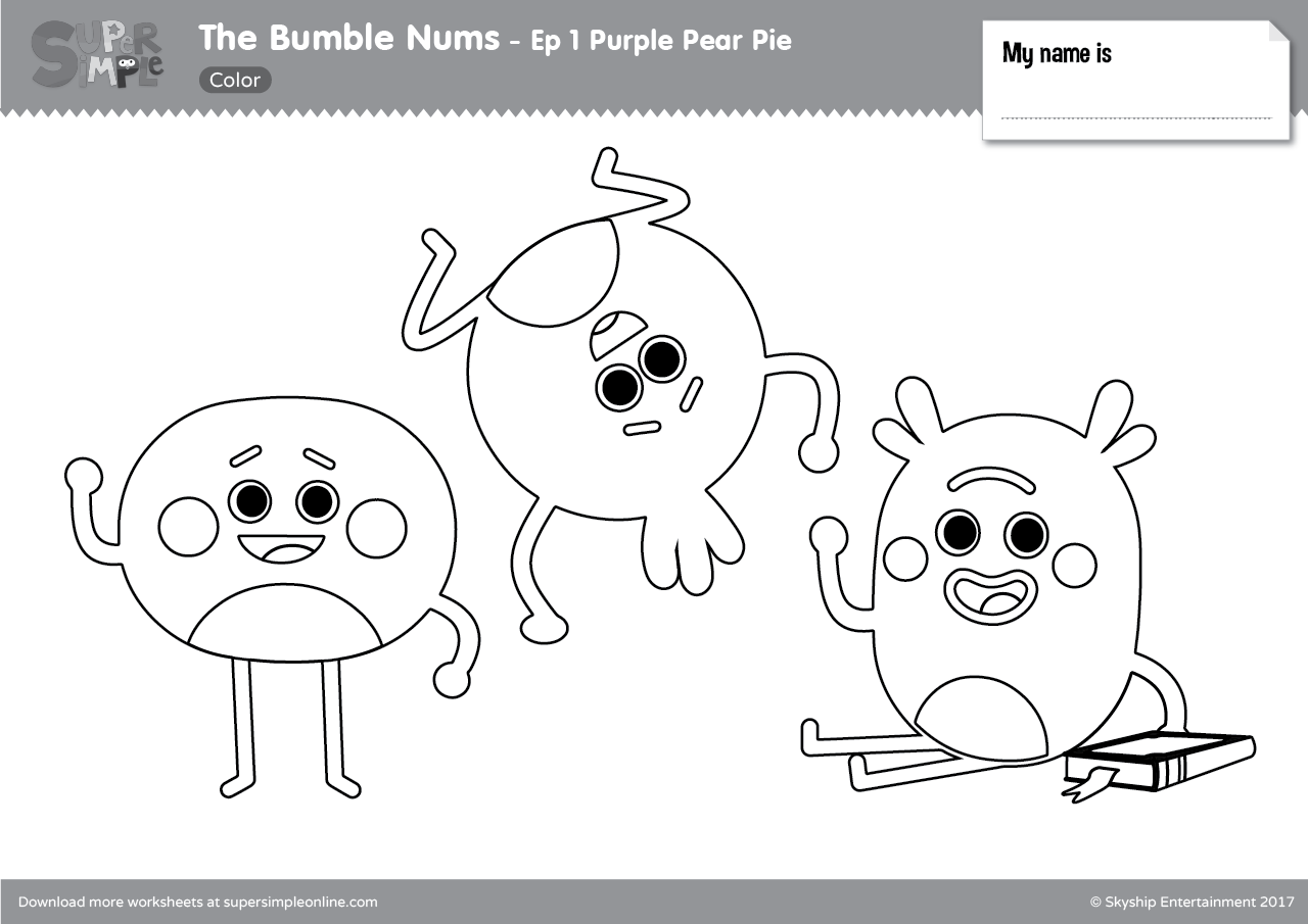 The Bumble Nums