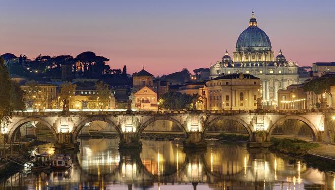 Самые маленькие страны мира. Ватикан.