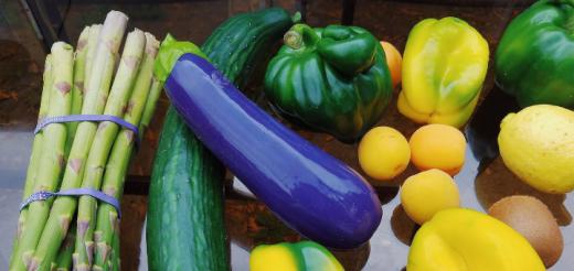 Self Delve Aubergine / Eggplant girthy silicone dildo review 7