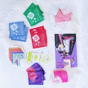 Giveaway: We-Vibe Nova 2, Lush Iris, LuzArte Jollet, Hop Cottontail, Triple Motor Stimulator, & sticker pack! 4