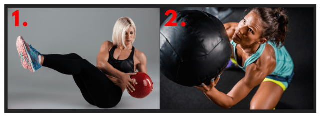 Medicine Ball Twists and Wall Ball Throws. Russian Twists. Functional Exercises. Amazon Workout. Muscular Strength and Endurance. Super Soldier Project.
