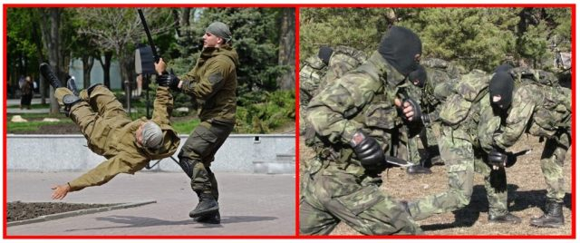 Spetnaz Training. Enemy at the Gates Workout. Super Soldier Project.