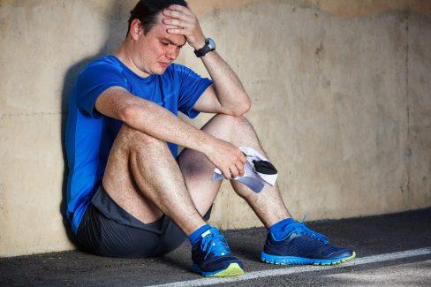 Broken runner. Cardiovascular fitness. Fat burning. Super Soldier Project.