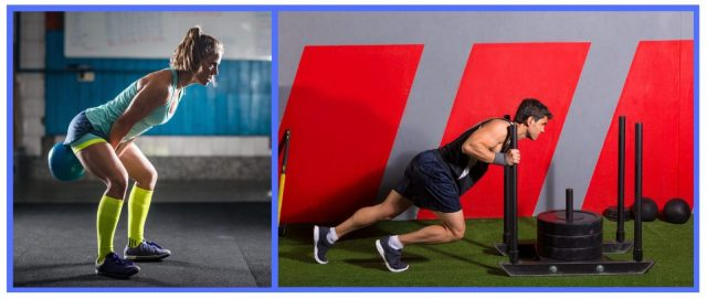 Functional Fitness. Whole Body workouts. Super Soldier Project.