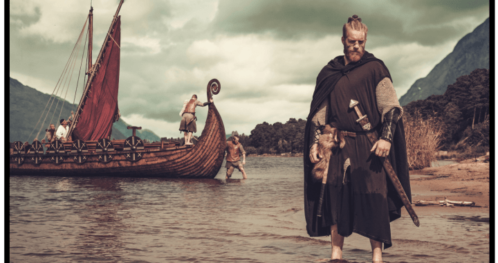 Viking Warrior Workout