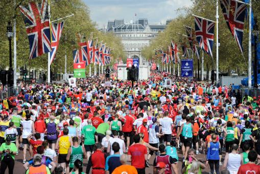 London Marathon. Running for Fitness. Cardiovascular fitness. Fat burning. Super Soldier Project.
