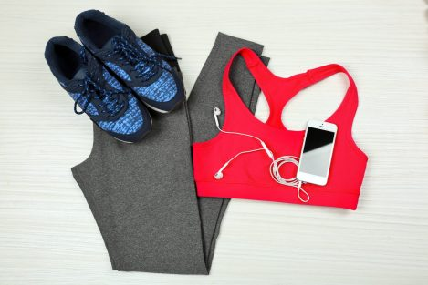 Adequate running clothing. Cardiovascular fitness. Fat burning. Super Soldier Project.