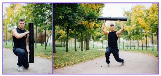 Vipr training. Functional training equipment. Super Soldier Project.