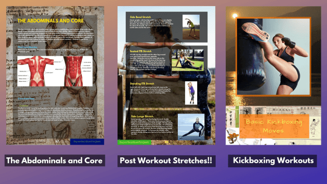 Inside look. Callisthenics and Bodyweight Workouts. Super Soldier Project.