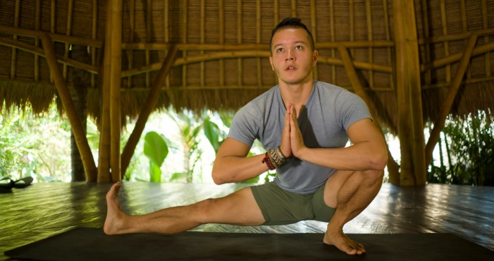 Yoga Practice. An Introduction.