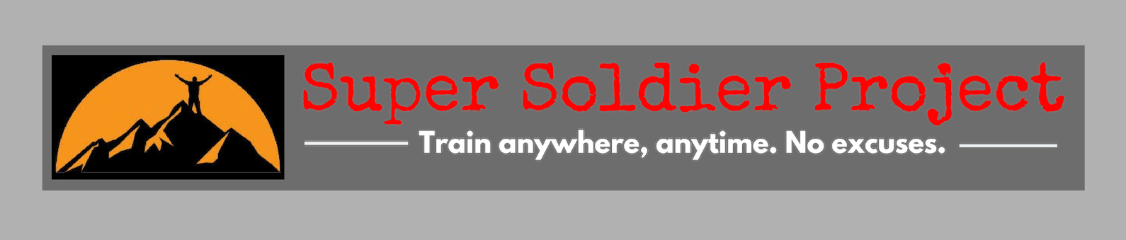 Super Soldier Project