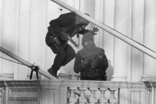 SAS beginnings. Iranian Embassy Siege. Special Forces beginnings.