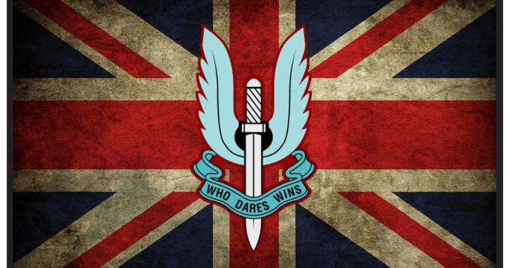Who Dares Wins. SAS Endurance Trials
