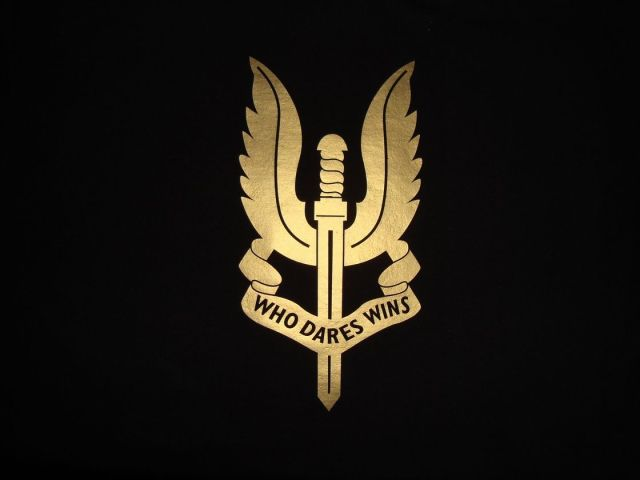 SAS workout. Who Dares Wins Workout. Physical Fitness. Endurance training.