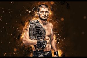Khabib Nurmagomedov. UFC. MMA. Combat Sambo. Pankration. Dagestan.