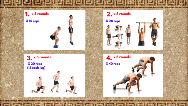 Calisthenics. Bodyweight exercises. Bodyweight circuits. Callisthenics workout plan. Squat jumps. Burpees pull ups. Jump lunge exercise. Split jump lunges. Mountain climbers exercise.