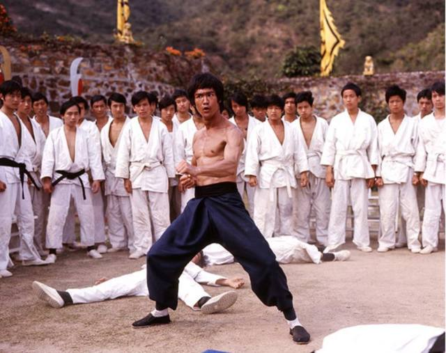 Bruce Lee. Martial Art Evolution.
