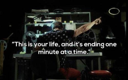 Tyler Durden. Fight Club. Mindset. Stoicism. Mindfulness.