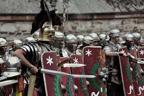 Roman Legions