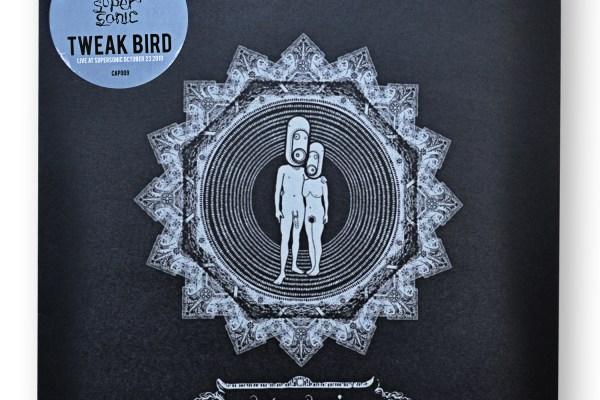 Tweak Bird live at Supersonic 2010 - Vinyl