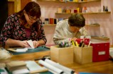 The Library Project - bookbinding workshops