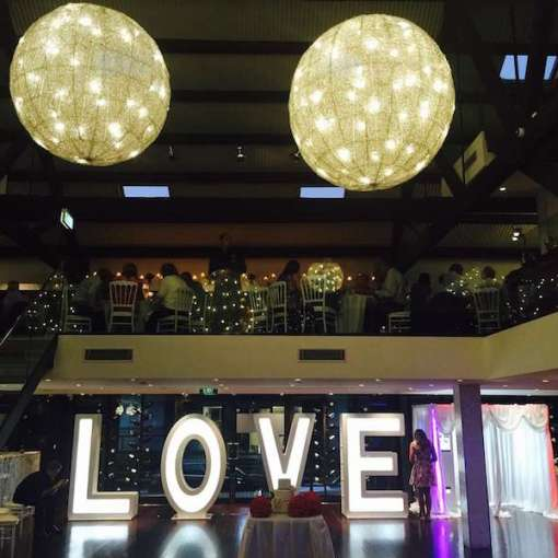 Love Sign Hire Sydney