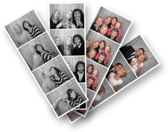Your guests can choose from black and white or colour photos as well as the option of recording a short video message.
