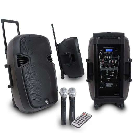 700W SPJ Battery Powered PA System