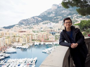 January - First Time in Monaco
