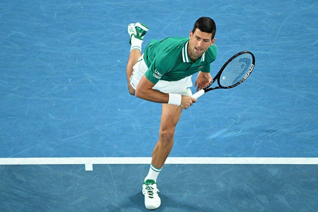 Ѓоковиќ: Сакам да бидам подобар од Федерер и Надал во – сѐ!