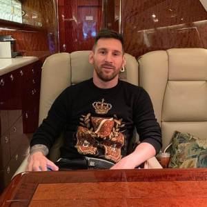 ฟร้องซ์ เผย เมสซี่ แข้งทองรวยสุด ปี 2019