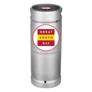 Great South Bay Brewery 1/6 Keg
