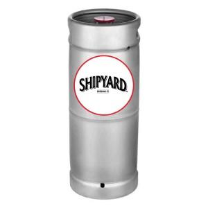 Shipyard Brewing Co 1/6 Keg